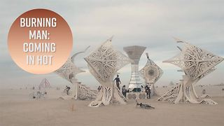 3 art installations that will take over Burning Man - Video
