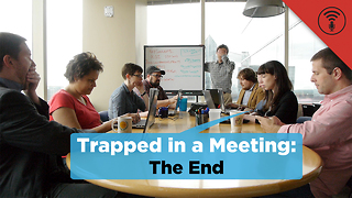 Stuff You Should Know: Trapped in a Meeting: The End