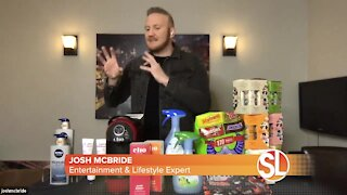 Josh McBride talks about the essentials you need for fall