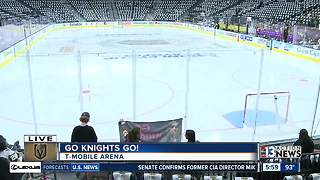 Ticket prices drop ahead of Game 1 for Golden Knihghts - Video