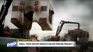 Construction on NEXUS pipeline paused in Green due to appeals court ruling - Video