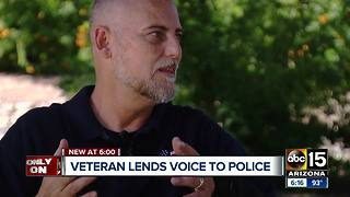 Valley veteran finds new purpose after car accident - Video