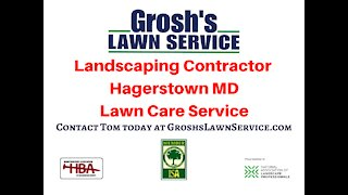 Landscaping Contractor Hagerstown MD Lawn Care Service