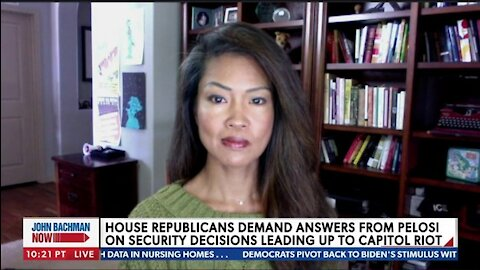 MALKIN: PELOSI'S INDEPENDENT INVESTIGATION INTO CAPITOL SECURITY 'LAUGHABLE'