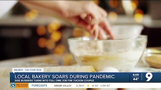 Tucson Black-owned bakery takes off in COVID-19 pandemic