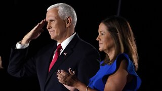 Vice President Pence Speaks At Republican National Convention