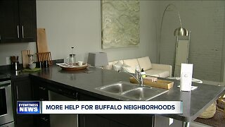Number of Buffalo projects receiving multi-million dollar boost