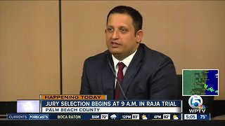 Jury selection to begin Thursday in trial of former Palm Beach Gardens officer Nouman Raja
