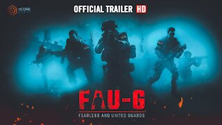 Faug game official trailer