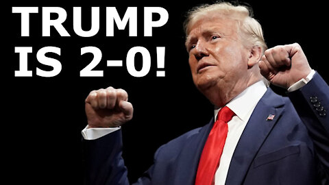 TRUMP ACQUITTED! - Leftists and Neocons SEETHE as Trump Remains Eligible for 2024