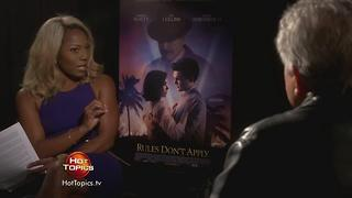 Hot Topics chats with Warren Beatty about new movie