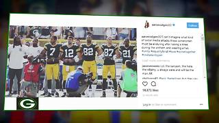 Aaron Rodgers sparks debate with Instagram post - Video