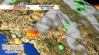 FORECAST: Above average heat continues - Video