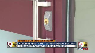 Regal Manor residents feel unsafe - Video