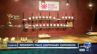Neighbors fight changes to Cherry Creek marijuana dispensary - Video