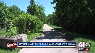 Mom  demands murder charges after sons death - Video