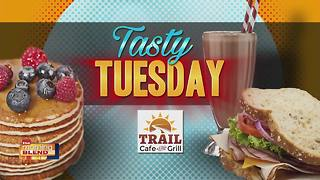 Start Your Tasty Tuesday With Trail Cafe And Grill!