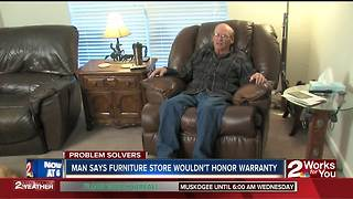 Problem Solvers: Man says company not honoring lifetime warranty - Video