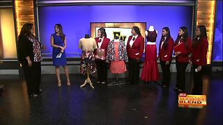 Flowing Wells Fashion Students make Nationals - Video