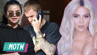 Justin TRIES Meeting Selena! Internet FREAKS Out Over Kar-Jenner Sister Transformations!| MOTW - Video