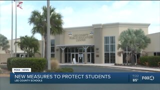Lee County Schools implement new measures to protect students prior to reopening schools