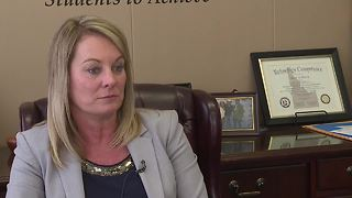 Idaho school Superintendent puts together a plan for better security - Video