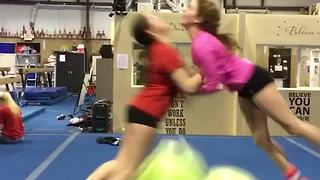 """""""Slow Motion Exercise Fight"""""""