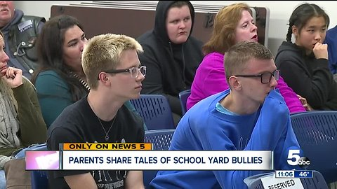 North Ridgeville school board meeting flooded with parents, students concerned with bullying