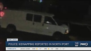 Police: Kidnapping report in North Port