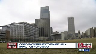 COVID-19 continues to financially impact Omaha