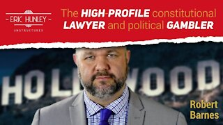 Robert Barnes is a High Profile Constitutional Lawyer and Political Gambler Defending Amy Cooper