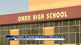 Omro schools placed on brief lockdown after social media threat