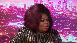 RuPaul's Drag Race Star Latrice Royale on Hey Qween with Jonny McGovern - Video