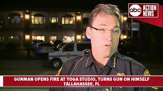 Officials give update on shooting at Tallahassee yoga studio