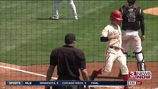 Nebraska Baseball vs. Maryland 5/6 - Video