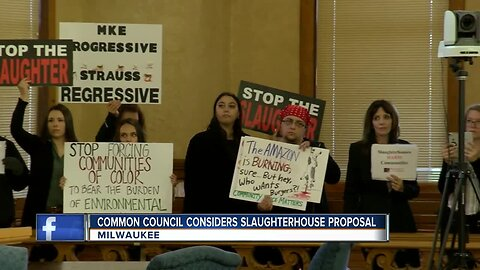 Proposal of a slaughterhouse in Century City draws protests
