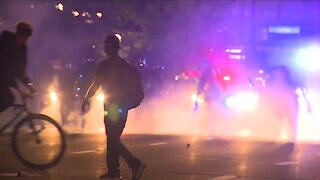 Man sues Denver police after losing eye to projectile during protests