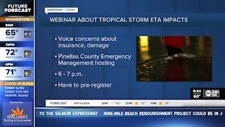 Pinellas County trying to help Tropical Storm Eta victims