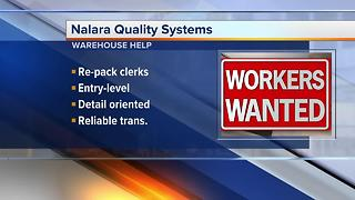 Workers Wanted: Nalara Quality Systems