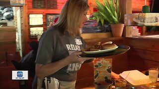 NBC 26 staff help American Cancer Society fundraiser