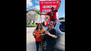 Fans get ready for Super Bowl LIV in Miami