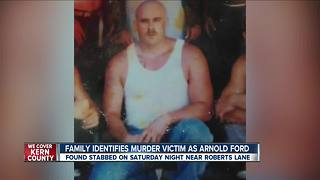 Family identifies murder victim as Arnold Ford - Video