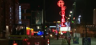Future of downtown Las Vegas