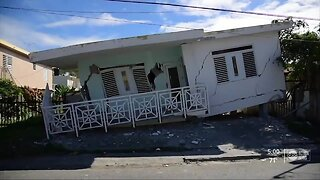 Tampa residents check in on family in Puerto Rico after earthquakes