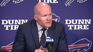 Brandon Beane & Sean McDermott discuss Josh Allen, address insensitive tweets - Video