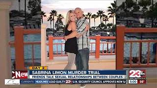 Couple admits they took part in sexual activity with Sabrina Limon and Robert Limon - Video