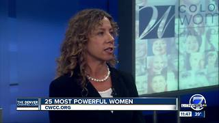 CWCC 25 most powerful women - Video