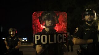 Senate Democrats Block Republican Policing Bill