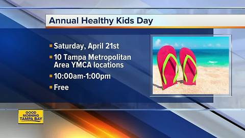 Area YMCAs help kids kick, stretch, run and be healthy