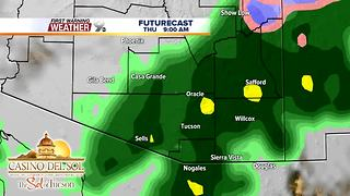 First Warning Weather Thursday February 15, 2018 - Video